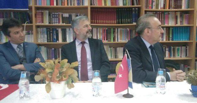 Posjeta ambasadora Republike Turske Univerzitetu u Zenici